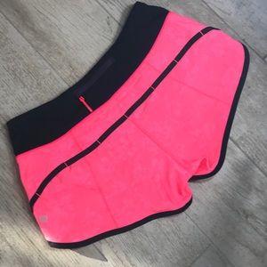 Lululemon | Flash Speed Shorts 4-Way Stretch